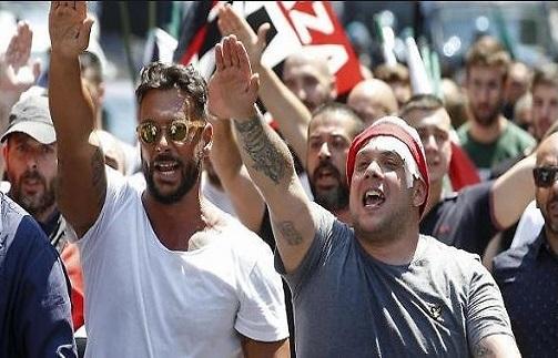 """E i """" buffi"""" con l'Acea di Casa Pound? Quelli a Salvini non interessano- di Strider"""