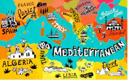 Tutto il Mediterraneo è in Europa. Tutta l'Europa è nel Mediterraneo – di Domenico Galbiati