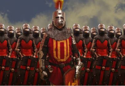 Medioevo prossimo venturo – di Strider