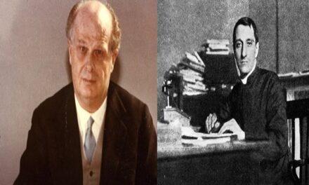"""Luigi Sturzo e Adriano Olivetti: due """"anime gemelle"""" nel pensiero e nell'azione – di Giovanni Palladino"""