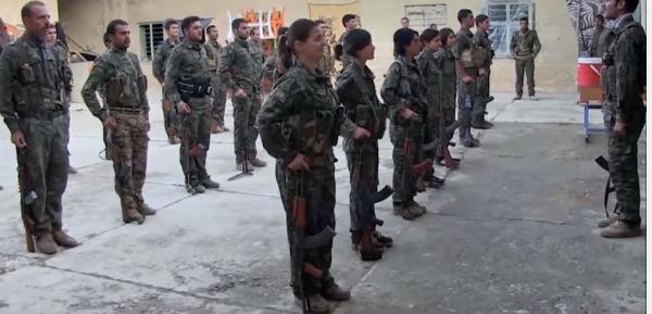 I curdi del Rojava, esempio di un esperimento di convivenza confederale, democratica, pluralistica e multietnica – di Carlo Parenti