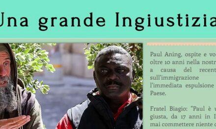 I 1500 km a piedi di fratel Biagio per i diritti umani