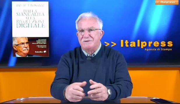 """Raffaele Bonanni: """" Dalla manualità alla rivoluzione digitale"""""""