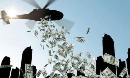 """Servono soldi """"lanciati"""" dall'elicottero per fronteggiare la crisi finanziaria? – Gianni Di Noia"""